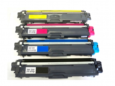 Kompatibel 4x Toner Brother TN-246 / TN-242