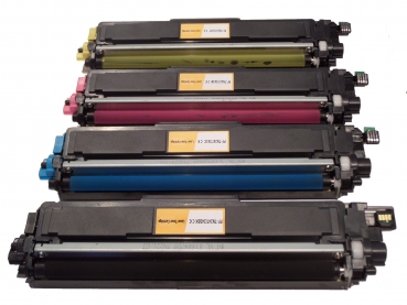 Kompatibel 4x Toner Brother MFC-L3740CDN TN247 243