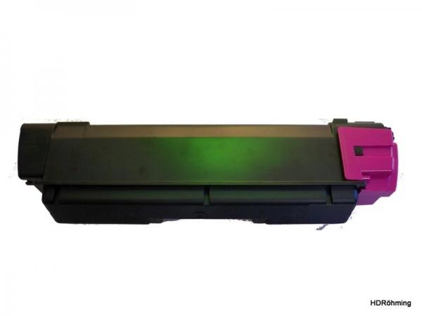 Magenta Toner f.  Kyocera FS-C2026MFP+  FS-C2126MFP+ FS-C2526MFP FS-C2626MFP FS-5250DN kompatibel TK-590M